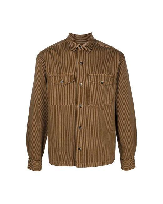 KENZO Shirt in het Natural voor heren