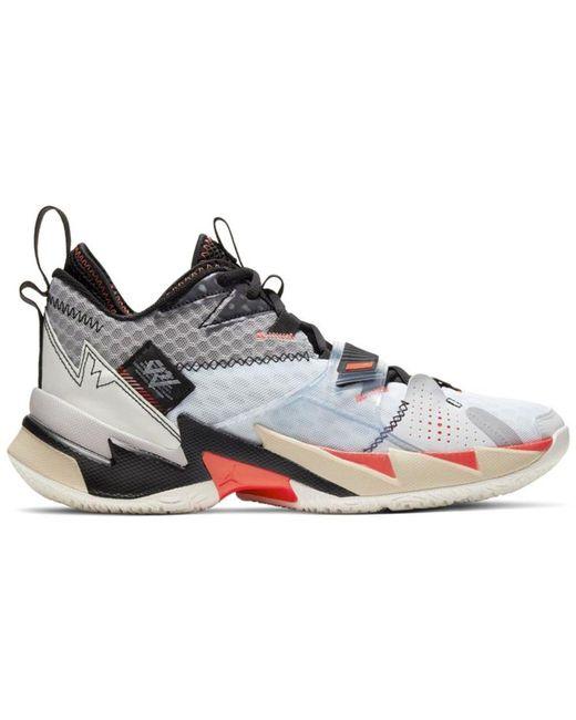 Jordan Sneakers Nike pour homme en coloris Blanc - Lyst