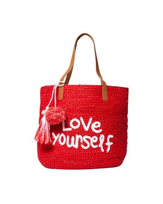 Bag di Desigual in Red
