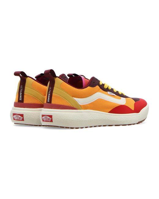 Sneakers Vans pour homme en coloris Orange