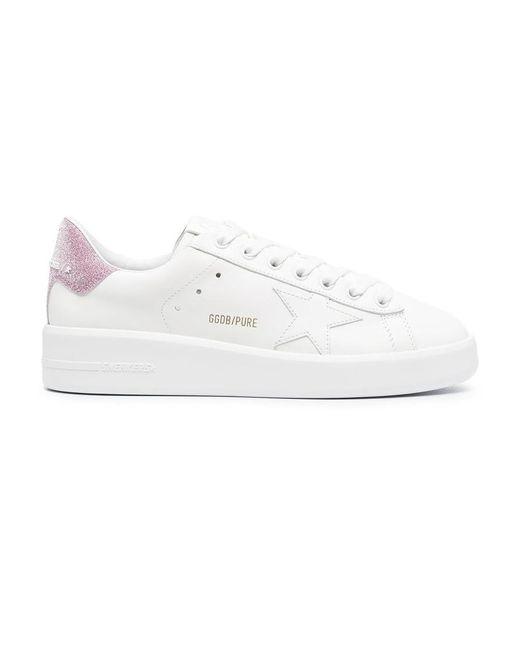 Golden Goose Deluxe Brand Pure Star-sneakers in het White