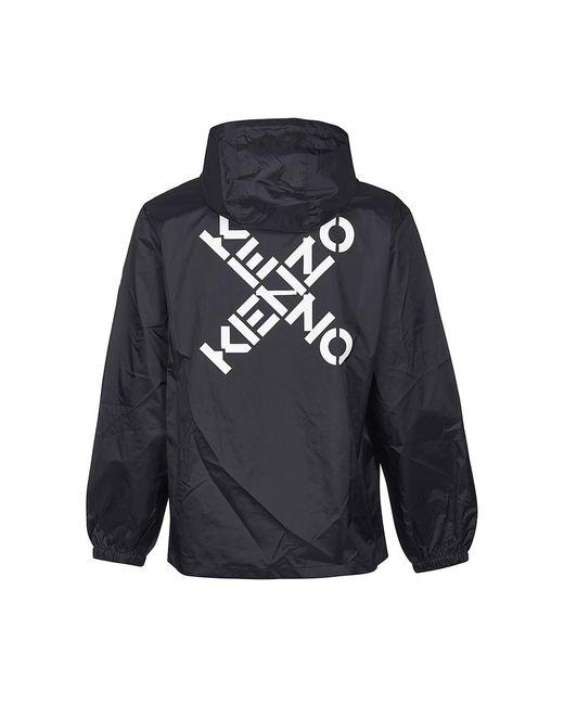 KENZO Jacket in het Black voor heren