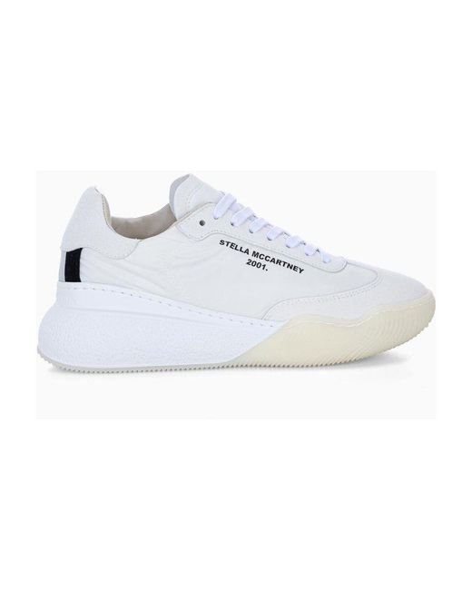 Stella McCartney Sneakers in het White
