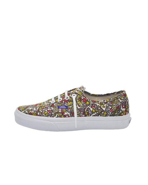 Chaussures V3B9Ig3 Authentique Vans en coloris Brown