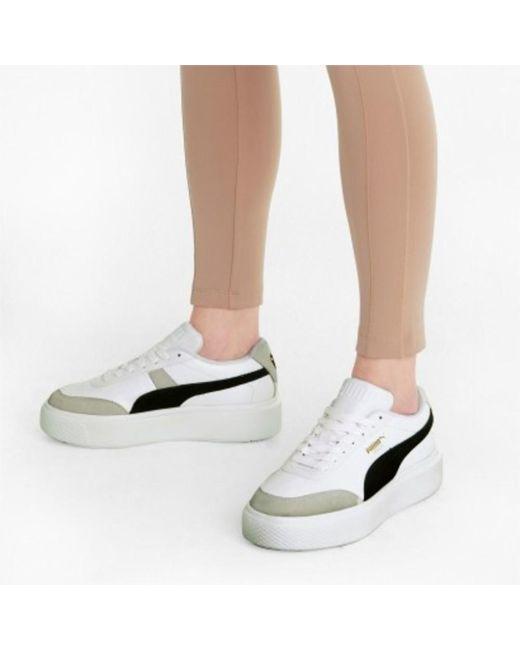 Oslo Maja Archive Wn ́s Sneakers PUMA pour homme en coloris Blanc ...