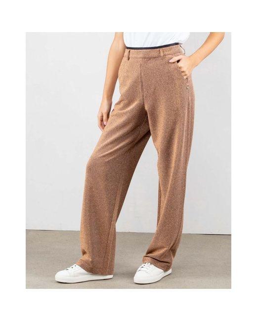 Pantaloni Marrón Scotch & Soda de color Brown