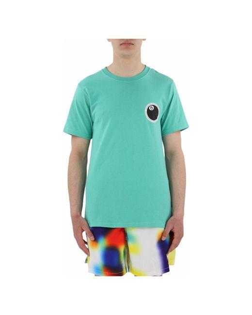 T-shirt 1904646 Stussy pour homme en coloris Green