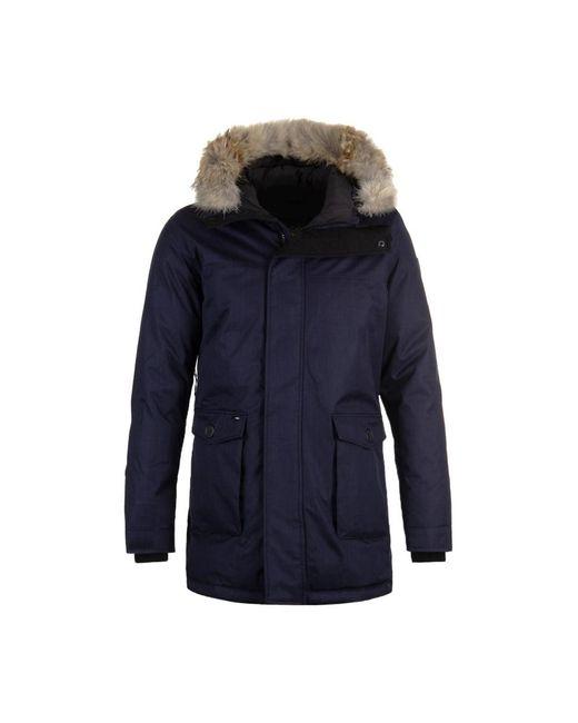 Nobis Winter Jacket in het Blue voor heren