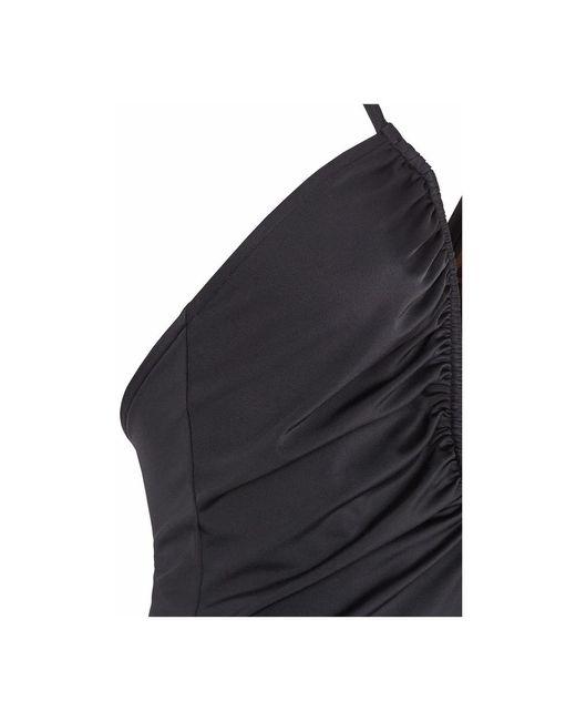 Fendi One Piece Swimsuit in het Black