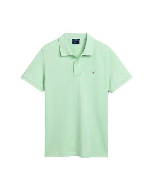 Gant Polo 2201 375 in het Green voor heren