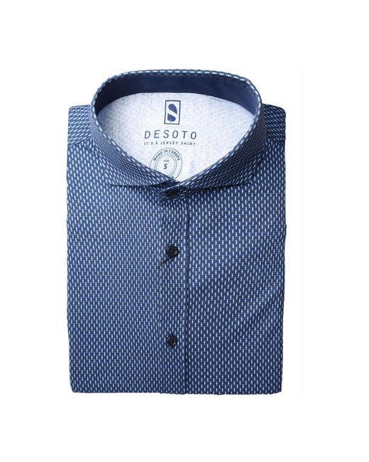 DESOTO Overhemd in het Blue voor heren