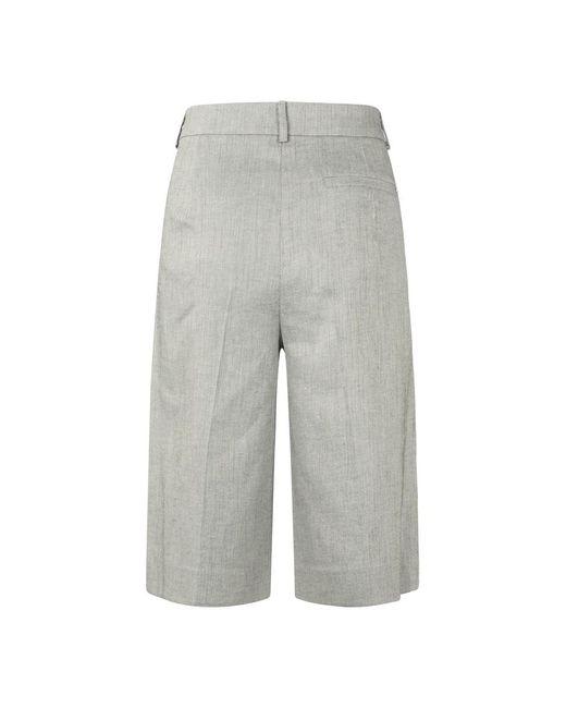 Ricordo Long Pant Gris Sportmax de color Gray