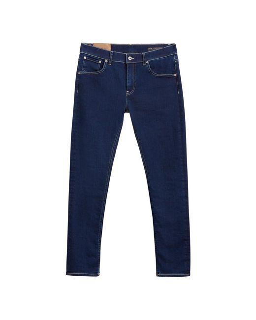 Dondup Super Skinny Jeans in het Blue voor heren