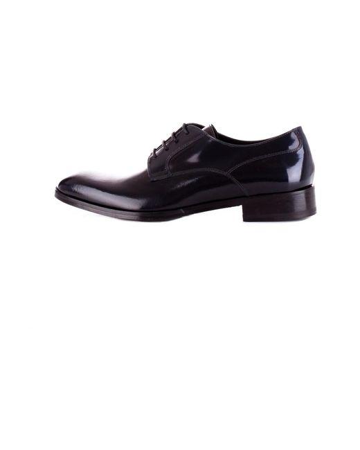Corneliani Laced shoes in Blue für Herren