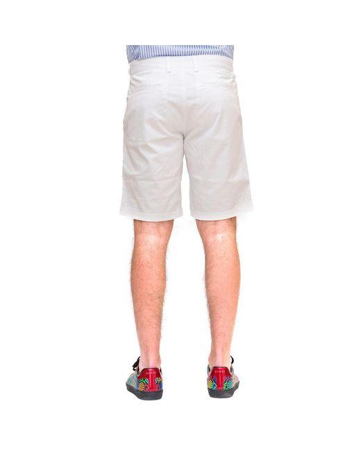 Bermuda Sun68 pour homme en coloris White