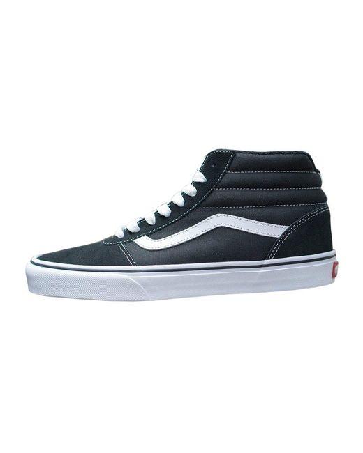 Ward HI man Sneakers Vans pour homme en coloris Noir - Lyst