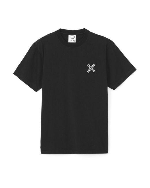 Lyle & Scott T-shirt 65ts0014 Sj 99 in het Black voor heren