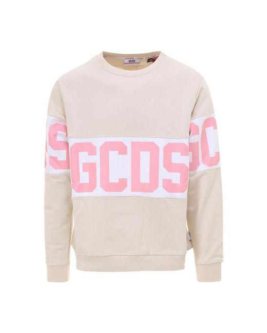 Sweatshirt Cc94M021012 Gcds pour homme en coloris Natural