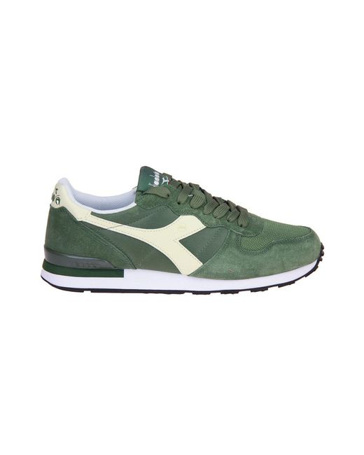 Diadora Camaro Sneakers in het Green voor heren