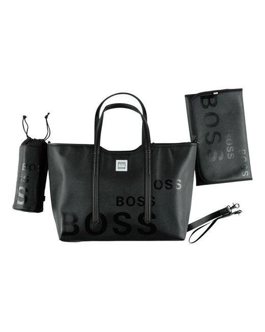 BOSS by Hugo Boss Changing Bag in het Black voor heren