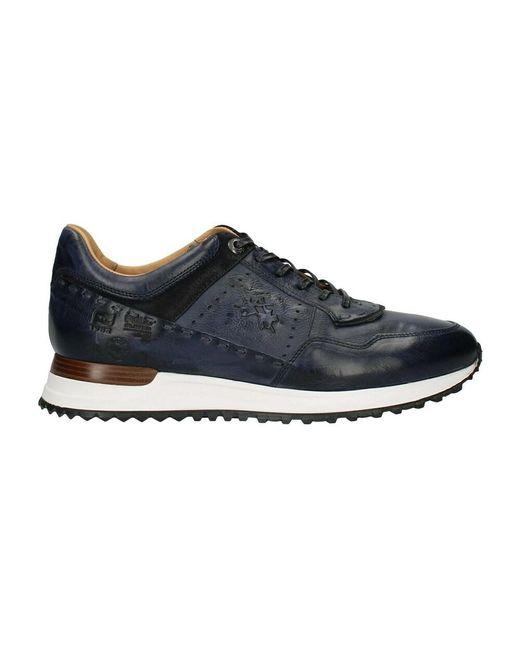 La Martina Lfm211.070.1230pe21 Sneakers Low in het Black voor heren