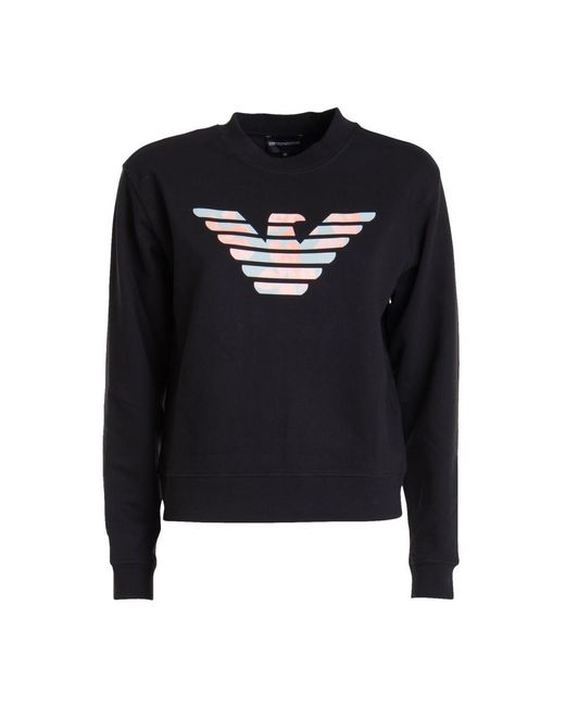 Emporio Armani Sweater in het Black