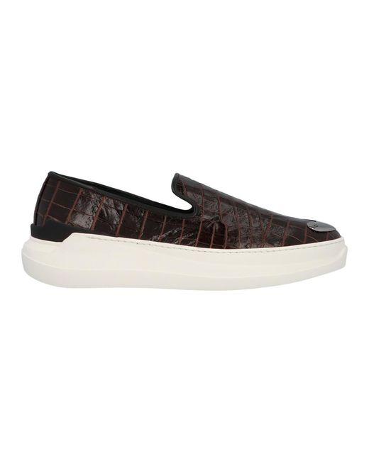 Giuseppe Zanotti Sneakers in het Brown voor heren