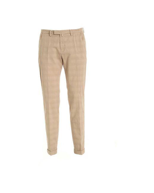 Pantaloni Galles di BRIGLIA in Natural da Uomo