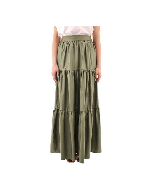 Skirt Guess en coloris Green