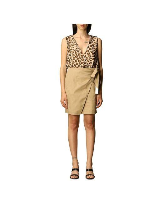 Liu Jo Dress in het Brown