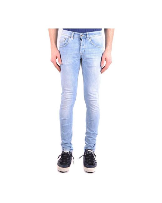 Dondup Jeans in het Blue voor heren