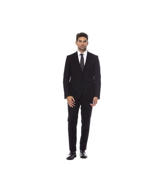 Suit Valentino Garavani pour homme en coloris Black