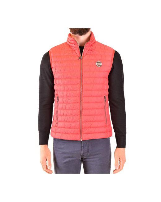 Colmar Vest in het Red voor heren