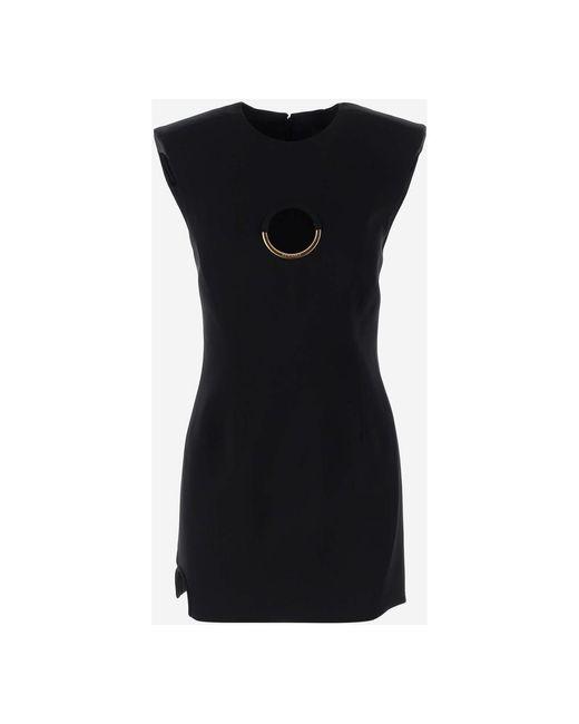 Versace Jurk in het Black