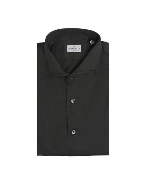 Bagutta Camicia in Black für Herren