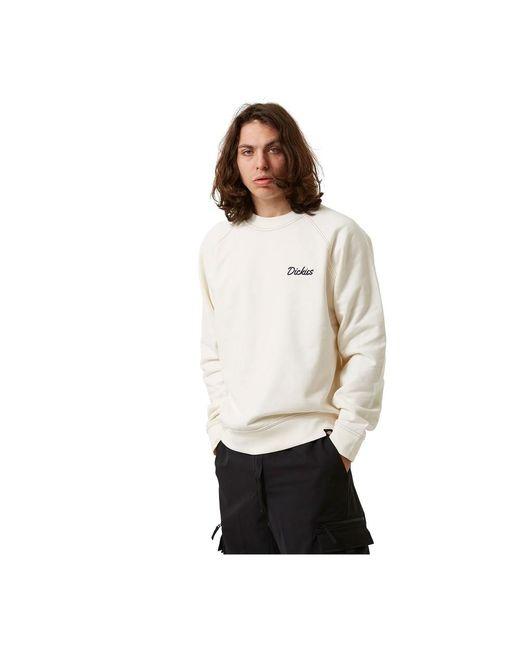 Dickies Halma Sweatshirt in het Natural voor heren