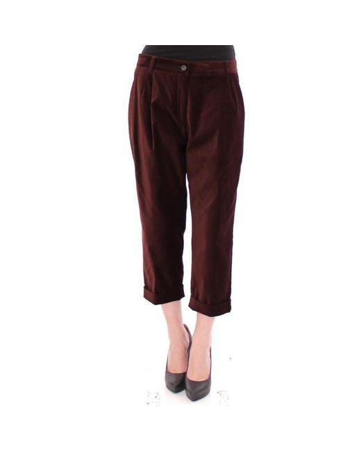 Dolce & Gabbana Chinos Pants in het Brown