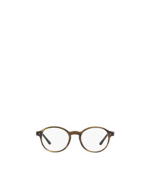 Giorgio Armani Glasses in het Brown voor heren