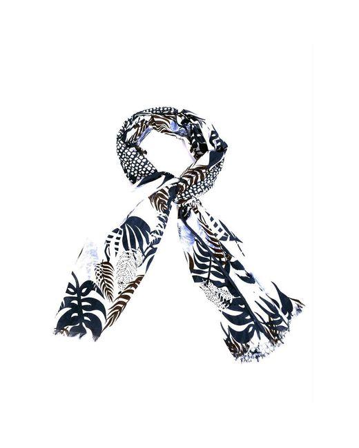 Altea Sjaal in het Blue