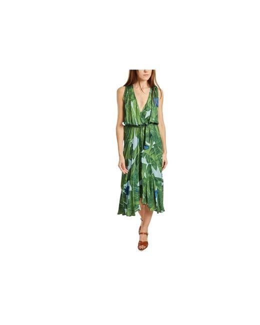 Diega Ramba Dress in het Green