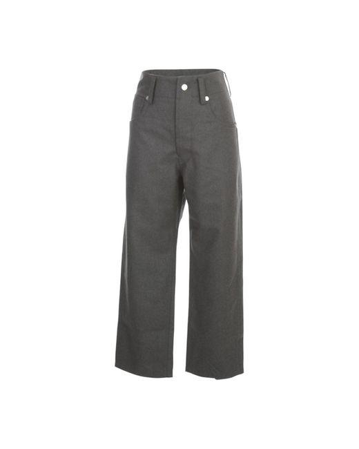 Trousers Sofie D'Hoore en coloris Black