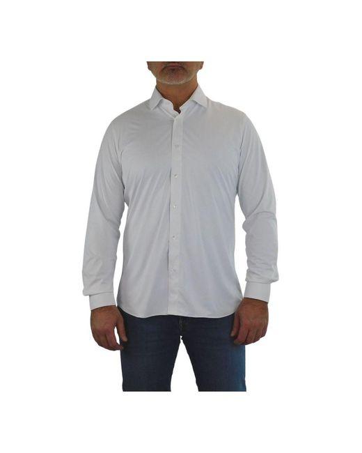 AT.P.CO Camicia in White für Herren