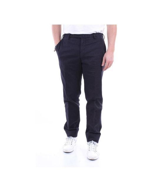1Agw3040508 trousers Incotex pour homme en coloris Blue