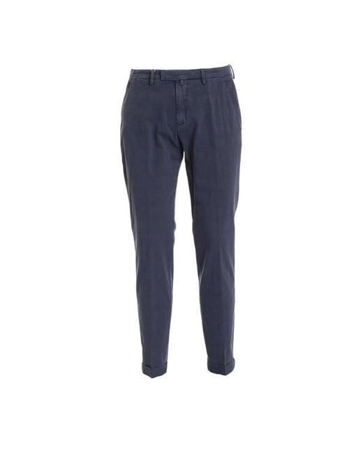 Pantaloni Galles di BRIGLIA in Blue da Uomo