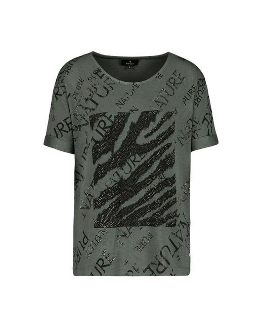 Monari Shirt 406172/696 in het Green