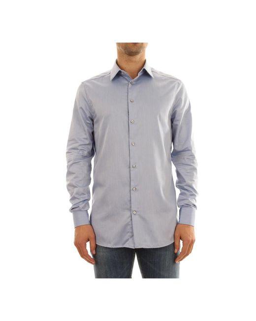 Calvin Klein Walker Shirt in het Blue voor heren