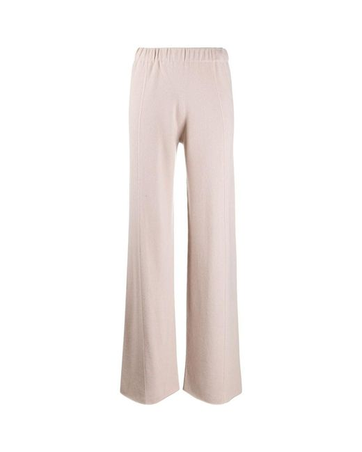 Fabiana Filippi Trousers in het Natural