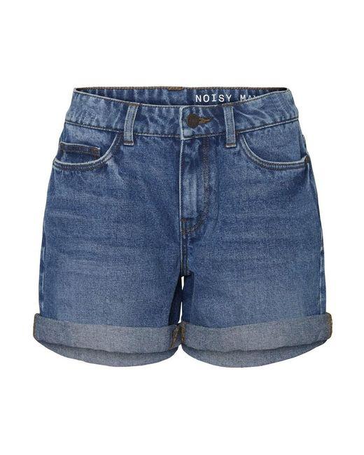 Nmsmiley NW Shorts Vi060Mb BG Noo: di Noisy May in Blue