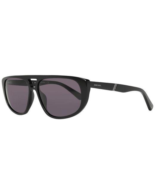 Des lunettes de soleil DIESEL en coloris Black