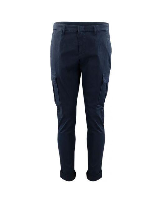 Trousers di Dondup in Blue da Uomo
